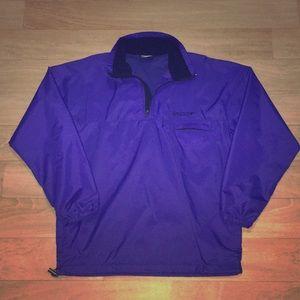 Men's Speedo Half-Zip Pullover Windbreaker